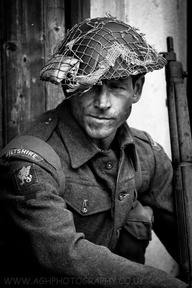 Tentara Inggris Resimen Wiltshire