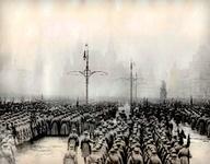 Peringatan 10 tahun Revolusi Rusia